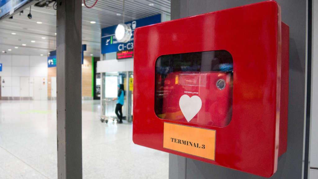 Met een AED aanwezig in je bedrijf redt je levens